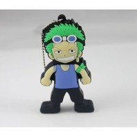 Cute Lovely Cartoon USB 2.0 Flash Drive 8GB One Piece Roronoa Zoro