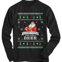 Beer Ugly Christmas Sweater