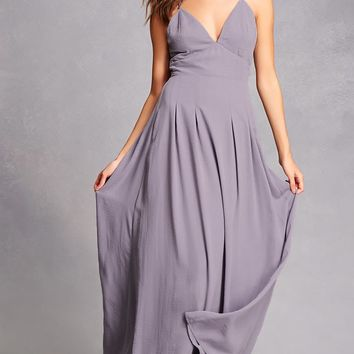 Soieblu Cutout Maxi Dress