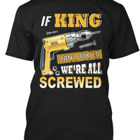 If King Can't Fix It We're All Screwed