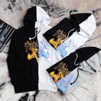 Fashion '' THRASHER '' Women Men Hot Hoodie Sweater