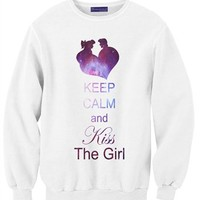 Galaxy Keep Calm and Kiss the Girl