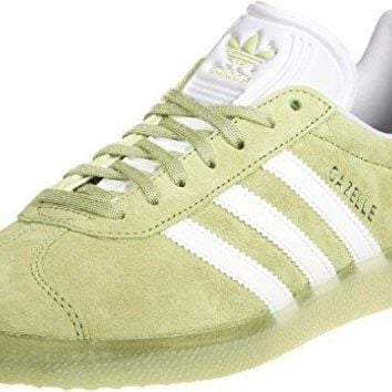 Adidas Originals Gazelle Sneaker yellow/white