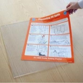 """Perspex Holder for """"Y"""" size posters"""