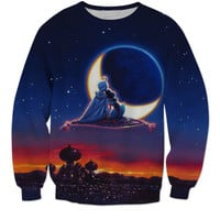 Aladdin Crew-neck Sweater
