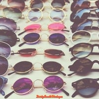Mystery Vintage Sunglasses:Vintage 80's & 90's Glasses- Get Yours!