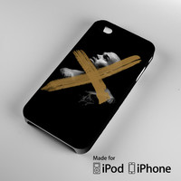 Chris Brown X Drunk Texting A0547 iPhone 4S 5S 5C 6 6Plus, iPod 4 5, LG G2 G3, Sony Z2 Case