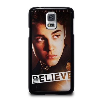 justin bieber samsung galaxy s5 case cover  number 1