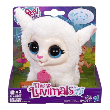 FurReal Friends The Luvimals - Cottonball