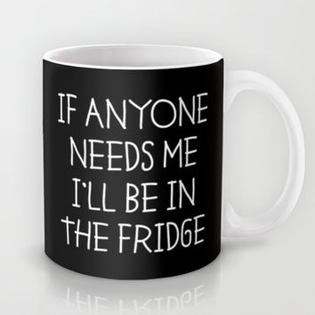 In The Fridge Mug by Moop