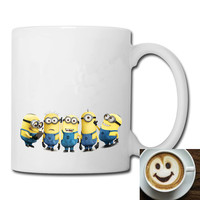 Despicable Me MINION mug coffee, mug tea, size 8,2 x 9,5 cm