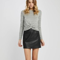 Adrianne Mini Skirt