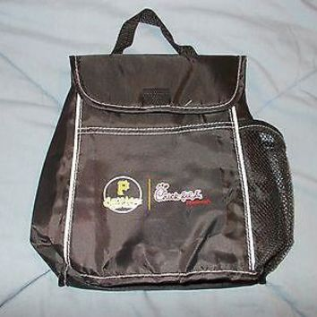 Pittsburgh Pirates MLB Lunch Bag Lunch Box Backpack Cooler SGA PNC Park