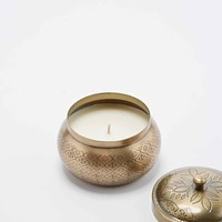 Moroccan Tin Candle - Urban Outfitters