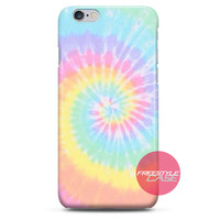 Tie Dye Light iPhone Case 3, 4, 5, 6 Cover
