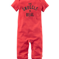 The Snuggle Is Real Jumpsuit