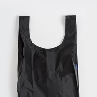 Black Standard Reusable Shopping Bag by Baggu