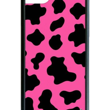 Neon Cow iPhone 6/7/8 Case