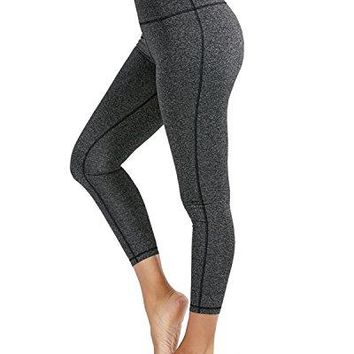 Kidsform Women Yoga Pants High Waist Performance Activewear Stretch Workout Leggings