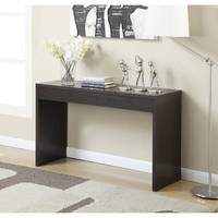 Convenience Concepts Northfield Hall Console | Overstock.com Shopping - The Best Deals on Coffee, Sofa & End Tables