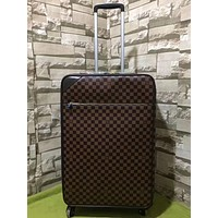 Louis Vuitton Pegase 53 Rolling Luggage Suitcase