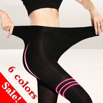 Nylon Velvet Candy Color Tights