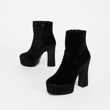 Free People Defacto Platform Boot