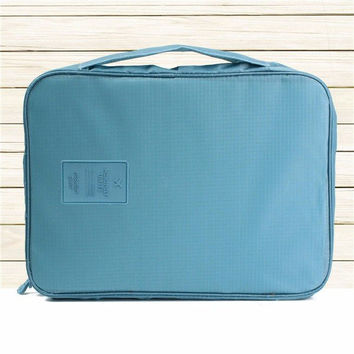 Travel Suitcase Organizer Luggage Storage Bag Shirt Tie Case Handbag Portable Pouch