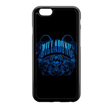 billabong urban blue black iPhone 6 Case