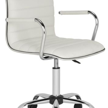 Jonika Desk Chair White