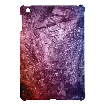 Abstract acrylic forest exclusive texture design case for the iPad mini