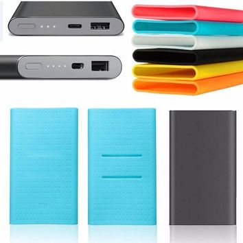 NOVO5 Silicone Case Rubber Cover For Power Bank Charger