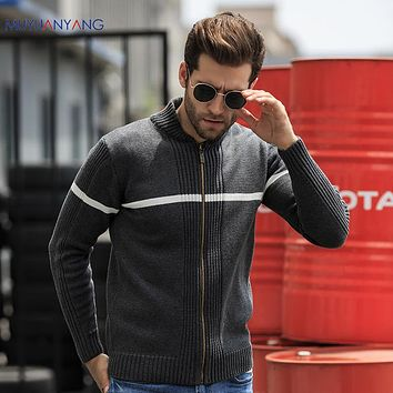 Casual Knitwear Men Sweaters New Arrivals Men's Clothing Zipper Cardigan Sweaters High Quality