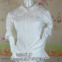 lolita dream doll collar long-sleeved shirt sleeve shirt
