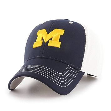 Michigan Wolverines Farmers All-Star Adjustable Hat
