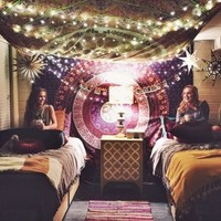 home decoration tapestry mandala psychedelic hippie bohemian wall tapestries
