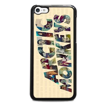 ARCTIC MONKEYS CHARACTERS iPhone 5C Case Cover