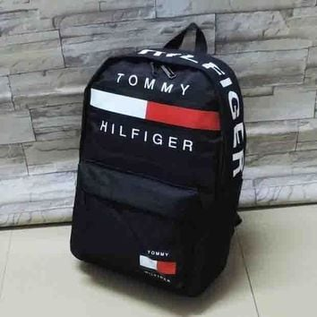 DCCKNQ2 Tommy Hilfiger Casual Sport School Shoulder Bag Satchel Backpack
