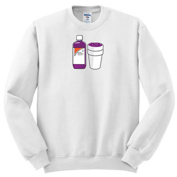 Lean Promethazine Codeine Sweater