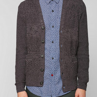 CPO Textured Cardigan - Urban Outfitters