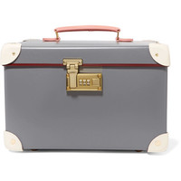 Globe-Trotter - Centenary 13'' leather-trimmed fiberboard vanity case