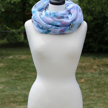 Butterfly Scarf by KnitPopShop