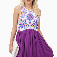 Colorworks Skater Dress $44