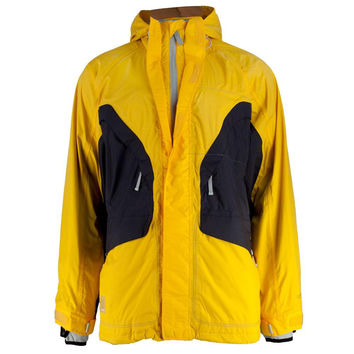 Foursquare V Chest Multi Pocket Adult Zip-Up Ski Jacket