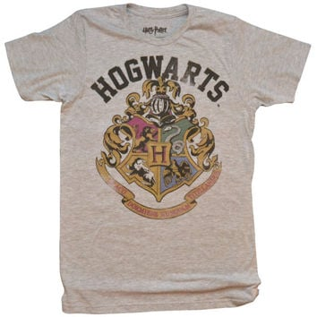 Harry Potter Hogwarts Crest Shirt