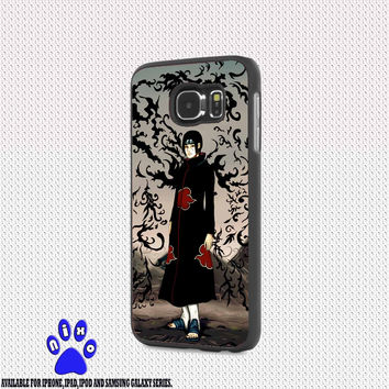 Itachi basic itachifor iphone 4/4s/5/5s/5c/6/6+, Samsung S3/S4/S5/S6, iPad 2/3/4/Air/Mini, iPod 4/5, Samsung Note 3/4 Case *005*
