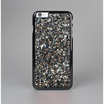 The Small Dark Pebbles Skin-Sert for the Apple iPhone 6 Skin-Sert Case
