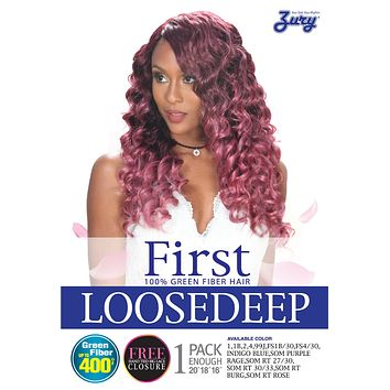 Zury FIRST Loose Deep Weave