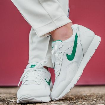 Nike Outburst OG Women's Sports Casual Shoes Green Hook