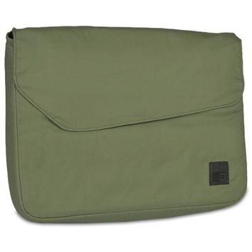 Case Logic LoDo-111 Canvas Laptop Sleeve Case (Petrol Green) - Fits Up To 11.6 Laptops